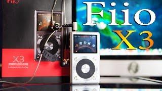 hi-Fi Плеер FiiO X3 II и Наушники FiiO EX1 - Обзор