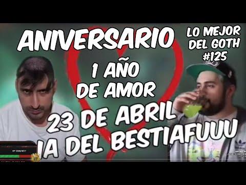 ANIVERSARIO 23 DE ABRIL - Lo Mejor del GOTH 125