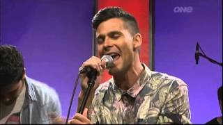 DANE RUMBLE AND JUPITER PROJECT - perform NOT ALONE live on Good Morning