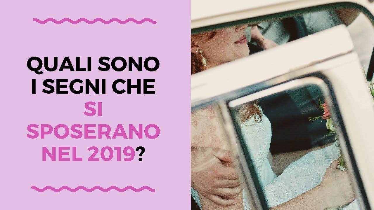 Tema Matrimonio Segni Zodiacali : I 3 segni zodiacali che si sposeranno nel 2019: ne fai parte?