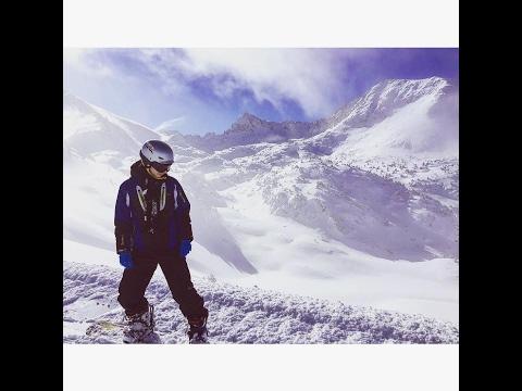 Skiing trip | Andorra 2017 | Go pro
