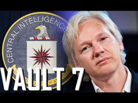 Vault 7 - CIA & Wikileaks - Wikileaks Press Conference Highlights & Info