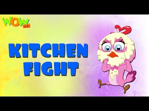 Kitchen Fight - Eena Meena Deeka - Non Dialogue Episode