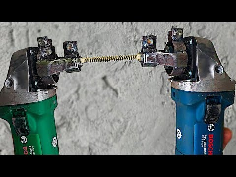 9 AMAZING HOME MADE INVENTIONS FROM ANGLE GRINDER / YOU NEED TO SEE 2019