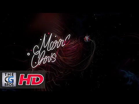 "CGI 3D Animated Greeting: ""Merry Christmas"" - by Nebula Animation Studios"