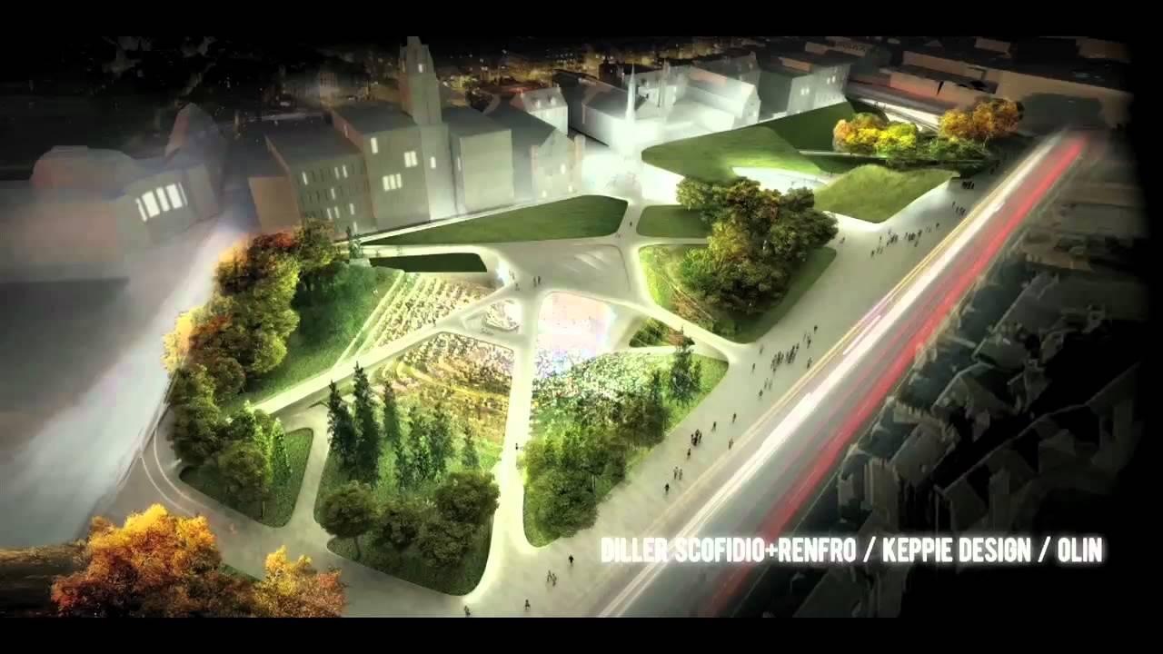 Aberdeen City Garden Project Youtube