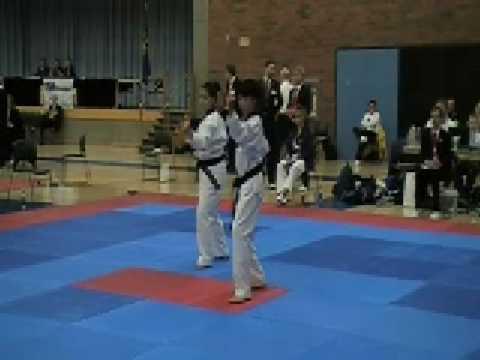 Taekwondo - Taebeak -  Pyongwon