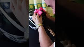 Video Tutorial ¿Como Colocar Trenza Hidalgo Riders?