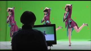 振付師で演出家の MIKIKOさんを特集したテレビ番組で Perfume の TOKYO ...