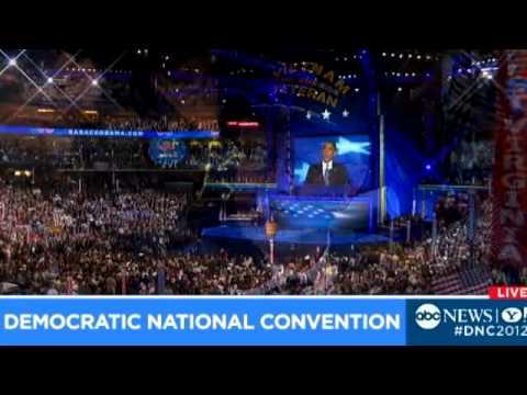 Barack Obama DNC Speech Highlights -...