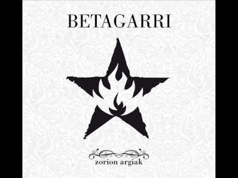 BETAGARRI - BETI AURRERA