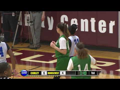 Game of the Week: 2018 Girls BPS Middle School Basketball Championship - Curley vs. Roosevelt