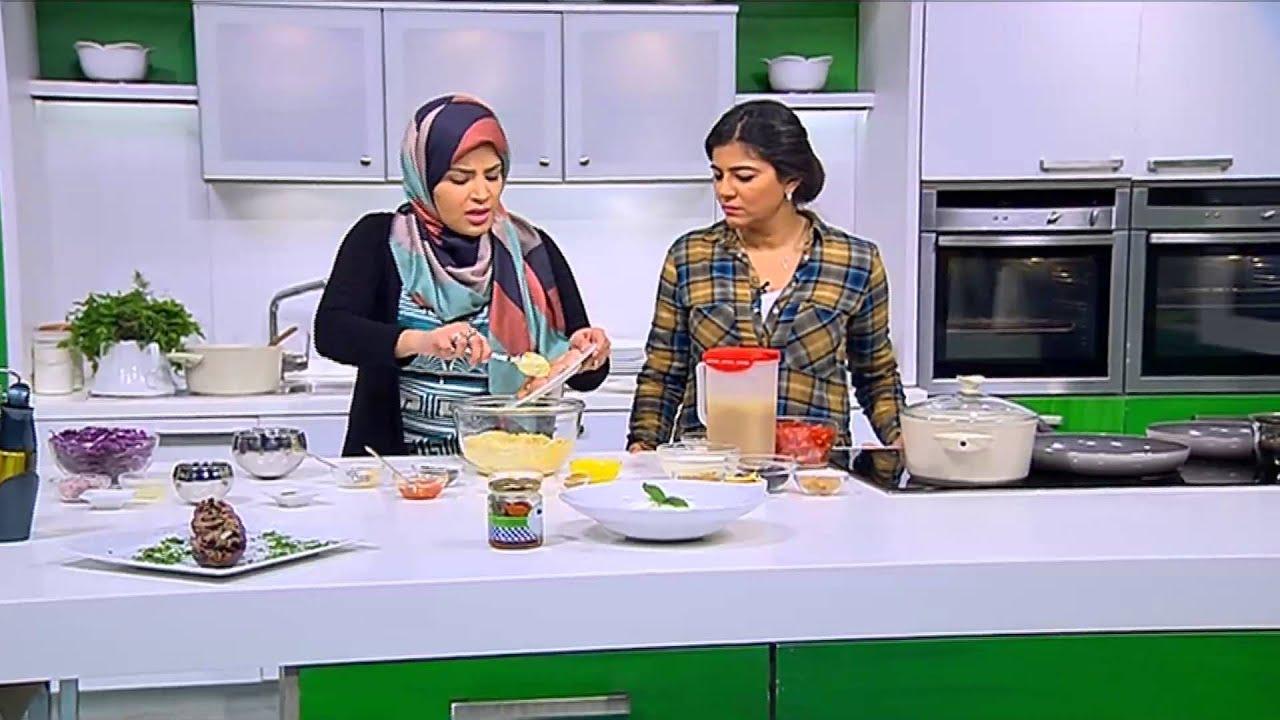 بصل محشي - طماطم مجففة - جبنة ريكوتا - جرانولا - كباب الدجاج الهندي : نص مشكل حلقة كاملة