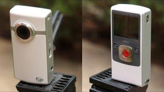 Flip Ultra U1120: Test Footage