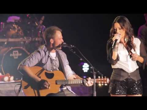 "Sara Evans - ""Just Give Me A Reason"" - Exclusive Live Video - Pink & Nate Ruess from Fun. Cover"