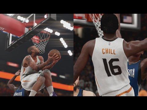 NBA 2K16 MyCareer - Second Season Debut