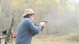 Glock 18 Full Auto - 298 Rounds
