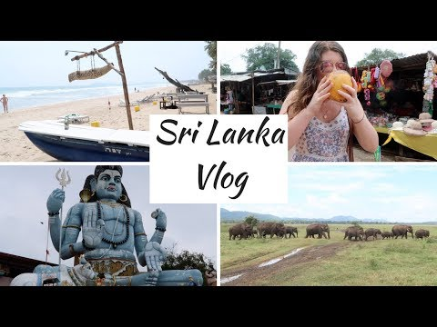 Sri Lanka Vlog 2018 | Travel with Me