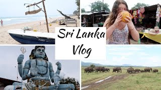 Sri Lanka Vlog 2018 | Travel with Me