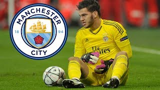 Ederson Moraes ● Welcome to Manchester City ● 2017