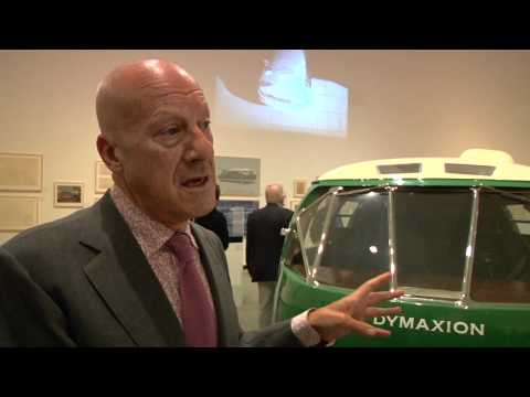 Norman Foster about the Dymaxion Car by Buckminster Fuller