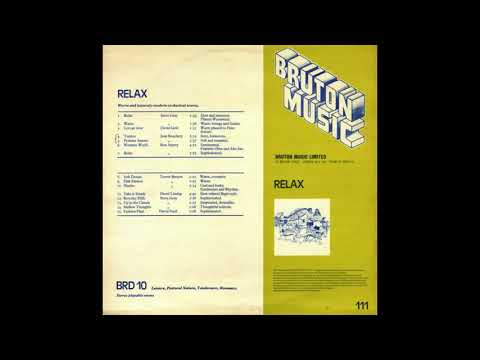 V/A (Bruton Music) - Relax (1979) FULL ALBUM
