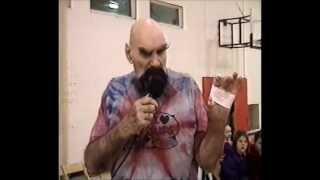 """Classic Championship Wrestling Marion, Ohio) Bobo Brazil Jr. VS Ox Baker (2/1/13)"