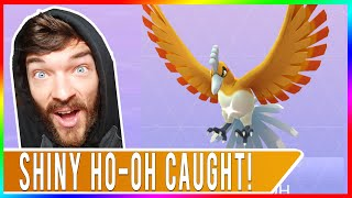 SHINY HO-OH RELEASED IN POKEMON GO TODAY! How To Catch Shiny Ho Oh in Pokemon GO