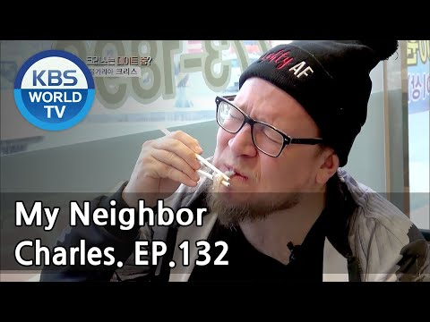 My Neighbor, Charles | 이웃집 찰스 - Ep.132 / The Bulgarian IT ma