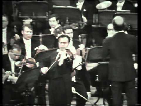 Henryk Szeryng,Czech Phil.,Brahms Concerto 2 Live Prague Spring