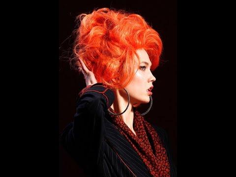 Рыжий цвет волос 8 модных оттенков фото