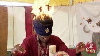 Head On Fire Prank