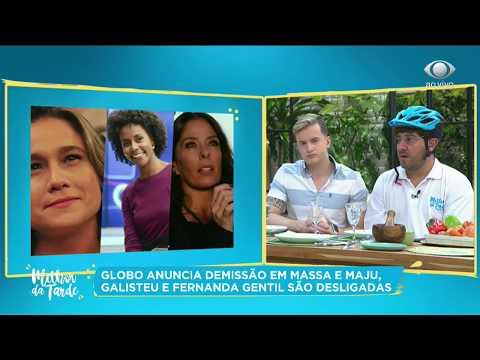 Grupo Globo anuncia demissão em massa