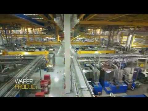 (ENG) Video tour of REC's automated production plant in Singapore