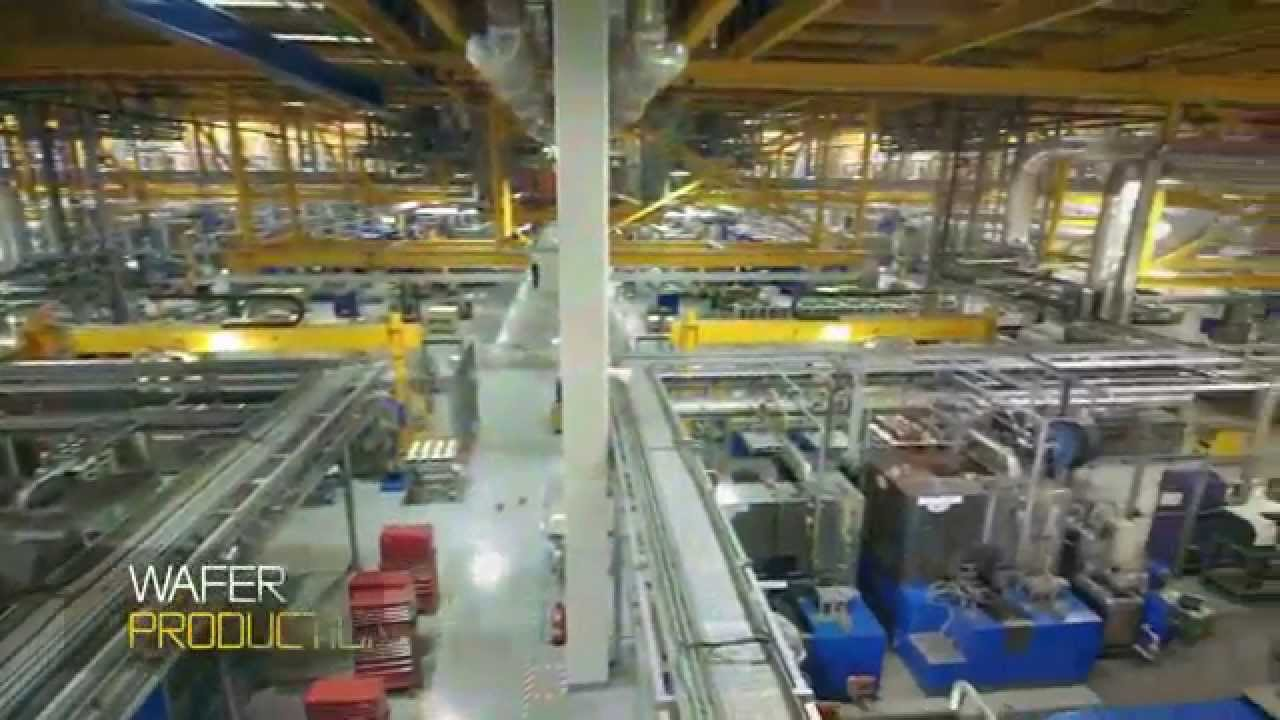 Eng Video Tour Of Rec S Automated Production Plant In