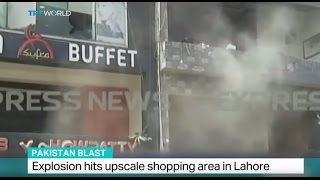 Pakistan Blast: Explosion hits upscale shopping area in Lahore
