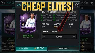 HOW TO GET CHEAP ELITES ON FIFA MOBILE FOR FREE Make Millions Of Coins Fast!