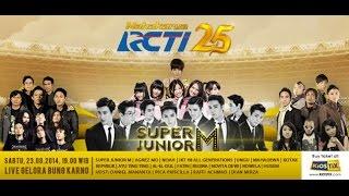 Download Video Video Promotional MAHAKARYA RCTI 25 featuring Super Junior M, JKT48, Noah, Agnez Mo by KiOSTiX MP3 3GP MP4