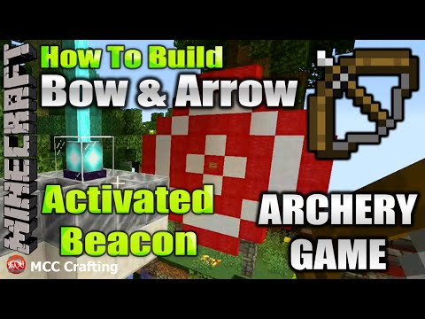 how to build arrows in minecraft