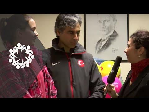 Kızlar Sahada: Esra ve Alper Boğuşlu