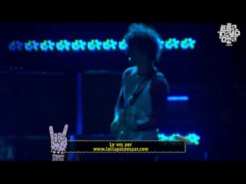 The Strokes-Threat Of Joy Live Lollapalooza Argentina 2017 HD