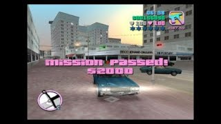 "Grand Theft Auto Vice City-Walkthrough PS4-Misson#27""Love Juice"""