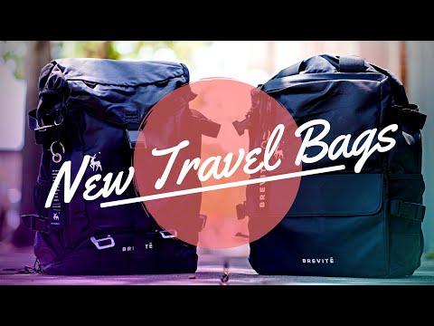 NEW Brevite Scout + Roamer Backpacks!