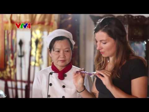 Sắc màu trong ẩm thực Huế