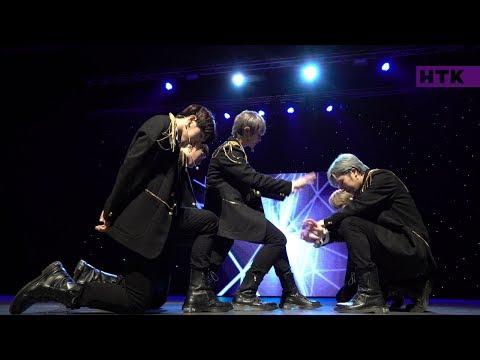 Корейские айдолы дали концерт в Алматы!