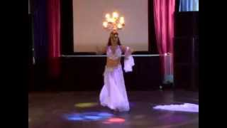 Амина Танец со свечами -
