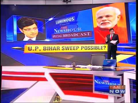 Exit Polls Narendra Modi within reach