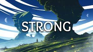 Christian Paul ‒ Strong (Lyrics) Dexter Remix