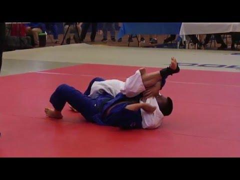 -73kg Men's Final 2016 NCJA Collegiate National Judo Championships