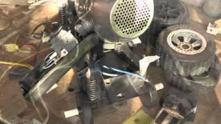 Переделка пульта управления для радиоуправляемого авто(Переделка пульта управления для радиоуправляемого авто Детский игрушечный радиоуправляемый автомобиль..., 2015-07-21T11:00:01.000Z)